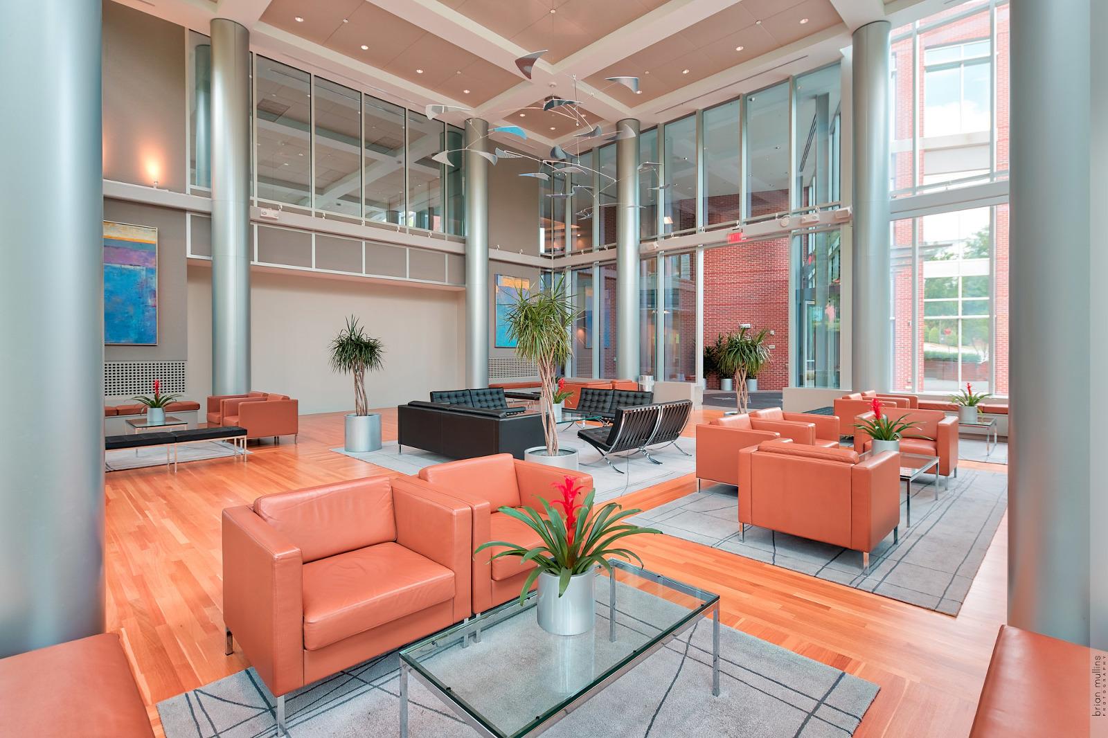centennial campus commercial architecture