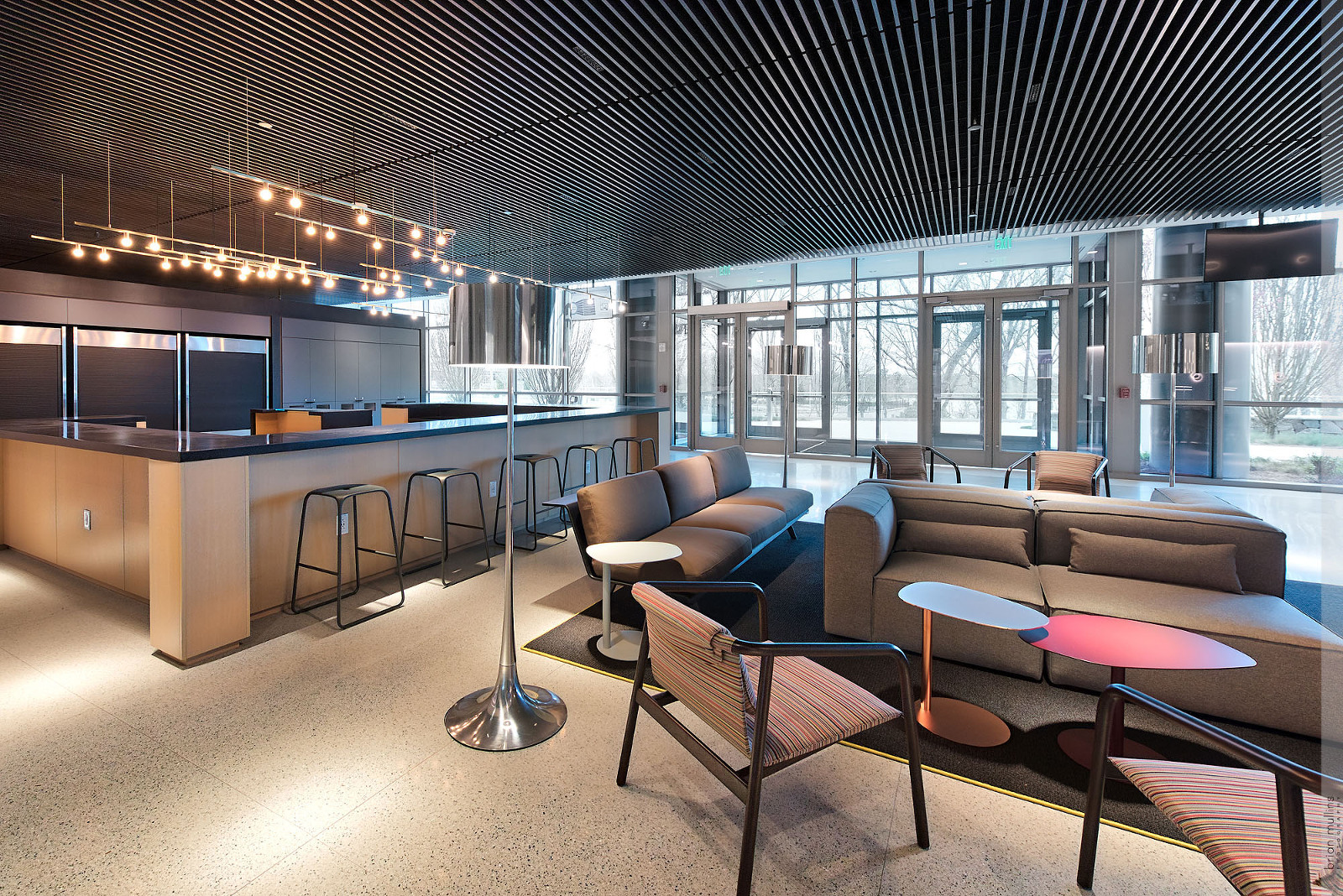 commercial kitchen architecture